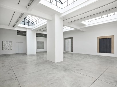 Ha Chong-Hyun, installation view at Cardi Gallery, Milano Courtesy of the gallery