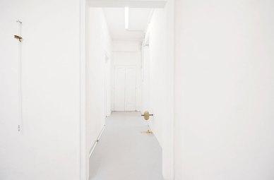 Nicolàs Lamas, Life of things fades into nothingness, veduta della mostra, Spazio ORR, Brescia - Courtesy of Spazio ORR