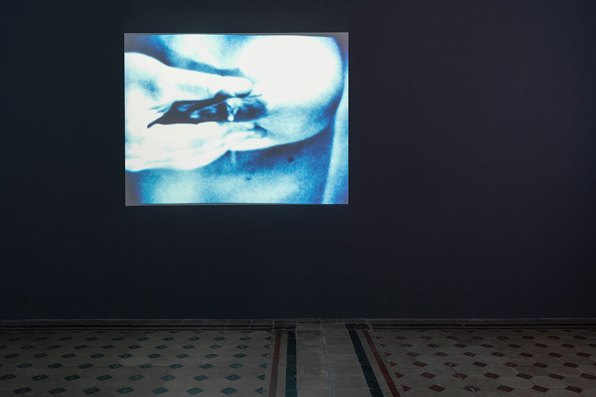 Ana Mendieta, Source, 2019, installation view, Galleria Raffaella Cortese, Milano - Photo by Lorenzo Palmieri Courtesy of the gallery