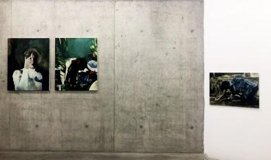 Vicino Altrove, installation view, Prometeo Gallery, Milano Courtesy Prometeo Gallery Ida Pisani, Milano - Lucca