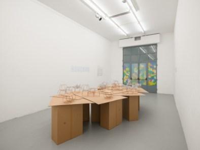 Sculpting the void, installation view, Galleria Massimo Minini, Brescia Photo Credits Alessandro Zambianchi