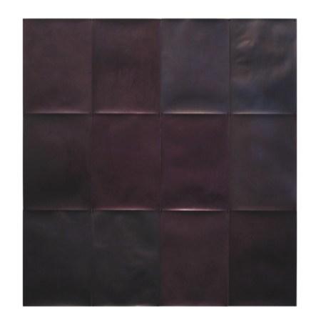 Silvia Inselvini, Notturni, 2019-20, penna a sfera su carta, composizione di n. 12 fogli A4 (81.1x84 cm) Courtesy PoliArt Contemporary Foto Bruno Bani, Milano