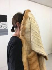 Nina Staehli, work in progress, Il Respiro dell'Arte