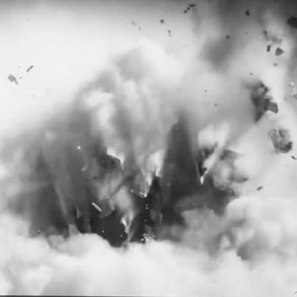 Massimiliano Gatti, Le nuvole #44, 2019, fine art giclée inkjet print on Photo Rag cotton paper, 50x50 cm Courtesy Studio la Città