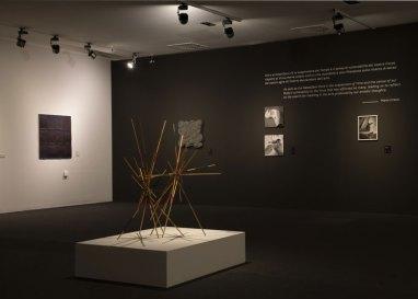 Gesto Zero - Istantanee 2020, veduta della mostra, Museo Santa Giulia, Brescia, 2020 Courtesy Fondazione Brescia Musei