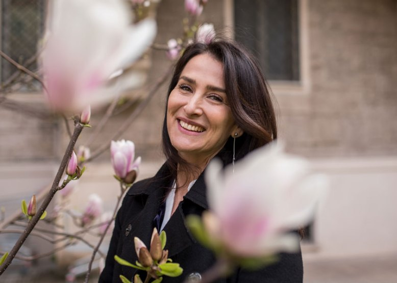 Kristina E. Bychkova, Filomena Gallo, 2020 Courtesy l'artista e Gilda Contemporary Art