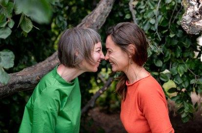 Kristina E. Bychkova, Laura Tosi e Sara Rossotti, 2020 Courtesy l'artista e Gilda Contemporary Art
