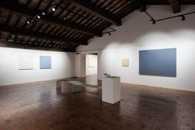 Paolo Iacchetti. Proposizione astratta, veduta della mostra, Palazzo Sarcinelli, Conegliano (TV) Foto Filippo Armellin
