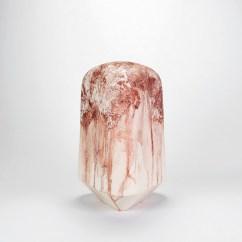 Simone Negri, Accadimento #46, 2019, ceramica monocottura