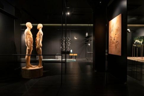Art & Design, veduta della mostra, Studio Andrea Castrignano, Milano Foto © Armando Moneta