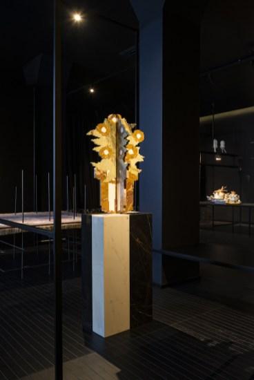 Michele Chiossi x MGS – Marble & Granite Service Foto © Armando Moneta