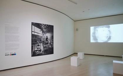 Lee Krasner. Colore vivo, veduta della mostra, Museo Guggenheim Bilbao, Bilbao Photo Erika Ede