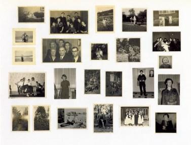 Albumfotos, 1962-1966, tav. 2, courtesy Gerhard Richter