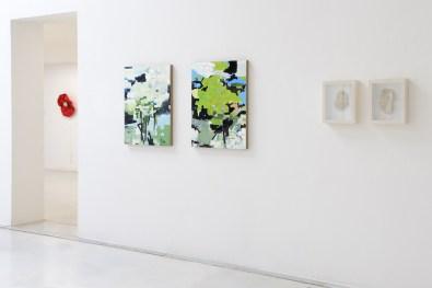 Today I would like to be a Tree, veduta della mostra (Hashimoto, Severi), Studio la Città, Verona Credits Michele Alberto Sereni – Courtesy Studio la Città