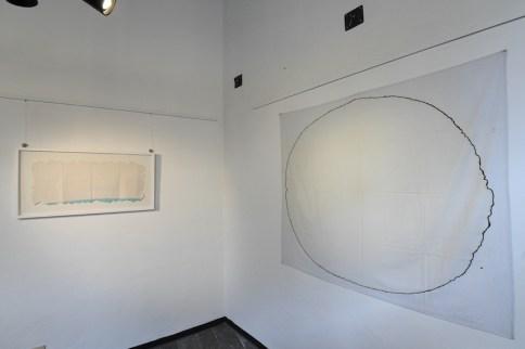 Antonio Scaccabarozzi. Acquorea, veduta della mostra, Fondazione l'Arsenale di Iseo, Iseo(BS) Fabio Botti di Foto Simonetti