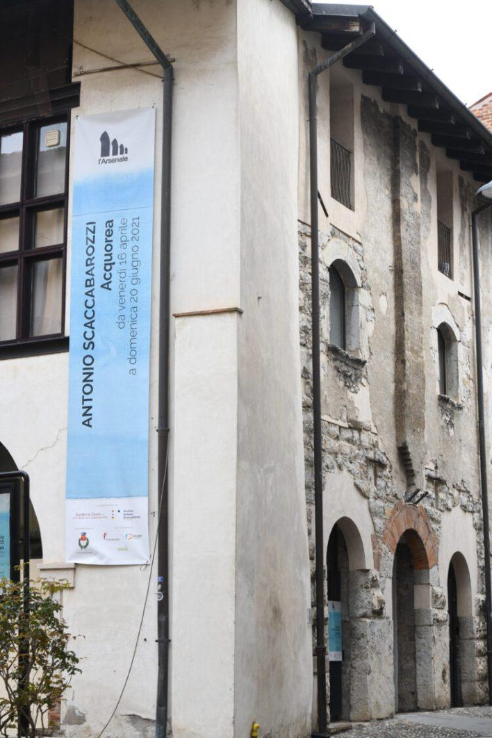 Fondazione l'Arsenale di Iseo, Iseo(BS) Fabio Botti di Foto Simonetti