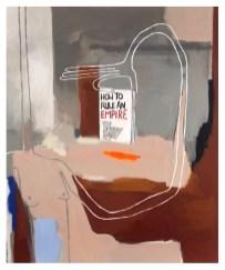 Sophie Ullrich, How to rule, 2021, olio su tela, cm 140x120