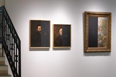 Habeas corpus: sommario di decomposizione, installation view, Palazzo delle Paure, Lecco Credits Alberto Moroni Courtesy Galleria Melesi, Lecco