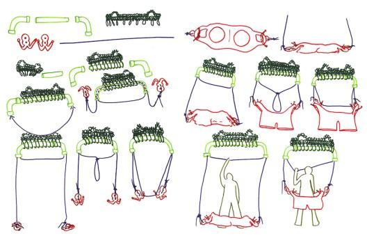 Silvia Berry, Disegno del progetto