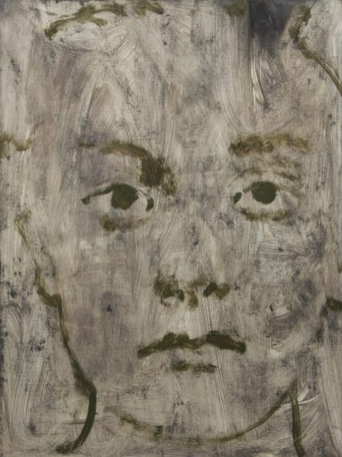 Rosario Vicidomini, 2020, Untitled, olio su tela, 60x80 cm, Courtesy Curva Pura, Roma