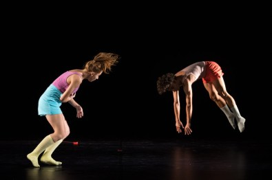 En Avant! Civica Scuola di Teatro Paolo Grassi. Entanglement + Scherzo + Citerone (danza) © Ipercorpo 2021 - Foto Gianluca Camporesi