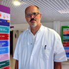 DDM MORAD CHERCHARI HOPITAL SAINT ESPRIT DOCTEUR JEAN MARC FAUCHEUX CHEF DU SERVICE AVC DE L ETABLISSEMENT  CHIRURGIE CARDIO VASCULAIRE