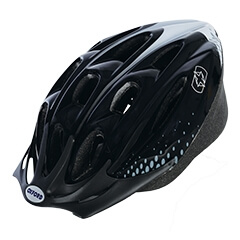 Oxford cycle helmet black