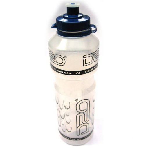 'D20' Drinks Bottle with blue top