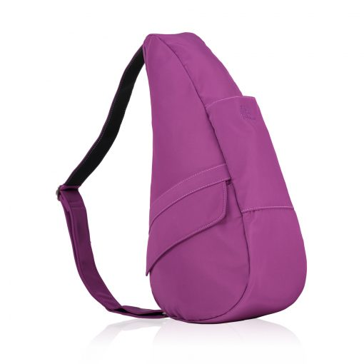 Microfibre healthy back bag small in Mulberry