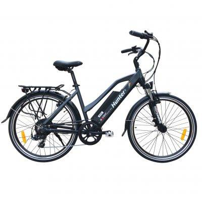 Axcess Electric Bike Hunter2 grey