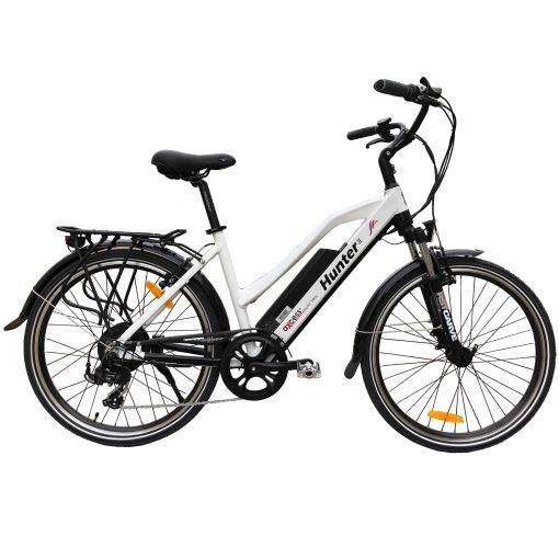 Axcess Electric Bike Hunter2 White