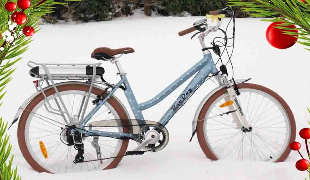 Electric Bike – Christmas Gifts