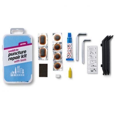 Weldtite Puncture Repair Kit with Tools