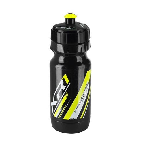 XR XR1 Drink Bottle Black and Yellow