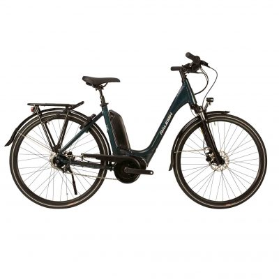 Raleigh Motus Grand Tour Low Step Blue
