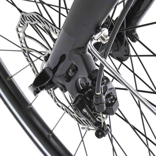 EZEGO Commute EX Gents Ebike Disc brake