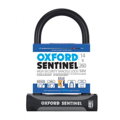 Oxford Sentinel+ Lock