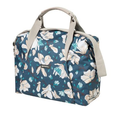 Basil Magnolia Carry All Bag Teal