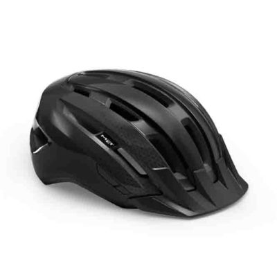 MET Downtown Cycle Helmet Black
