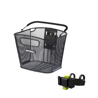 Basil Bold Bike Basket