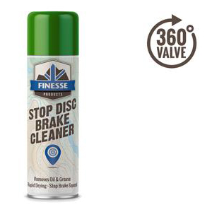 Finesse Disc Brake Cleaner
