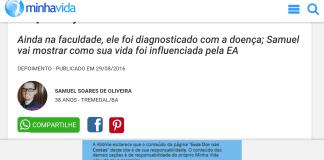 """alt=""""Portal Minha Vida publica matéria em parceria com nosso site"""""""