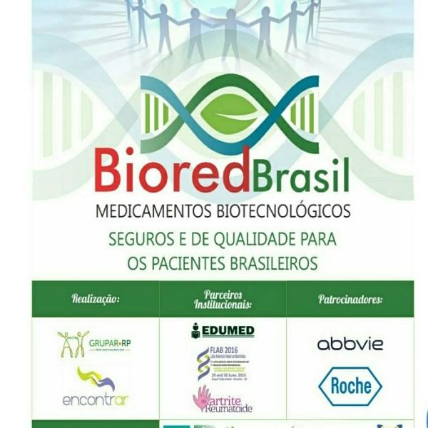 FLAB-2016 Lançamento da BioRedBrasil