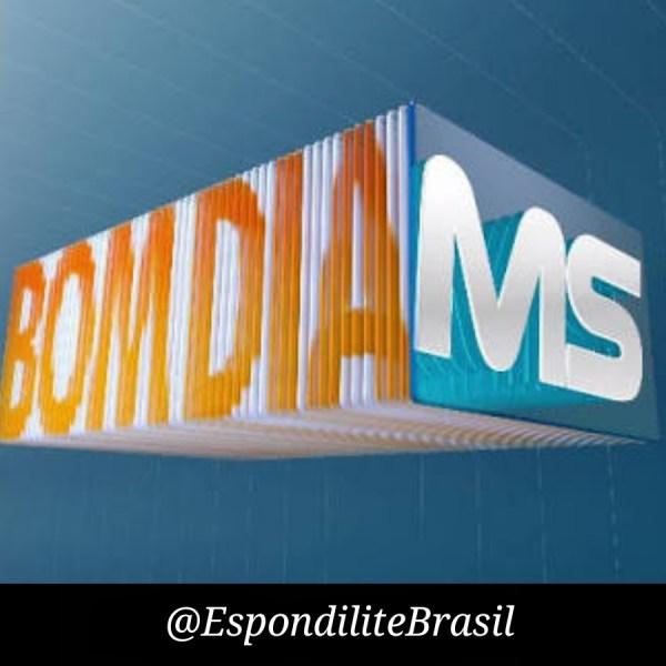 Entrevista com reumatologista na TV Morena ameniza a gravidade da Espondilite