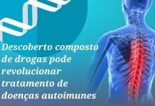 """alt=""""Descoberto composto de drogas pode revolucionar tratamento de doenças autoimunes"""""""