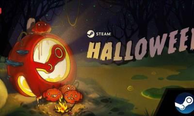 steam sale halloween NetD5GO