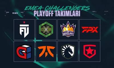 EMEA CHALLENGERS