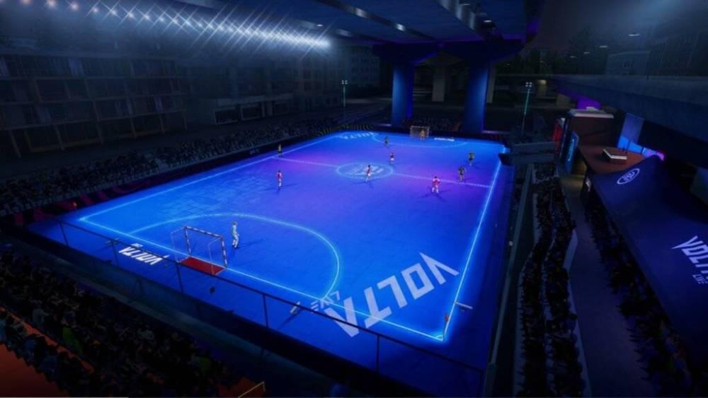EA SPORTS™ FIFA Online 4e yeni oyun modu Volta Live 3