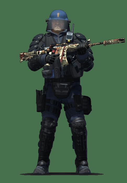 gendarm d