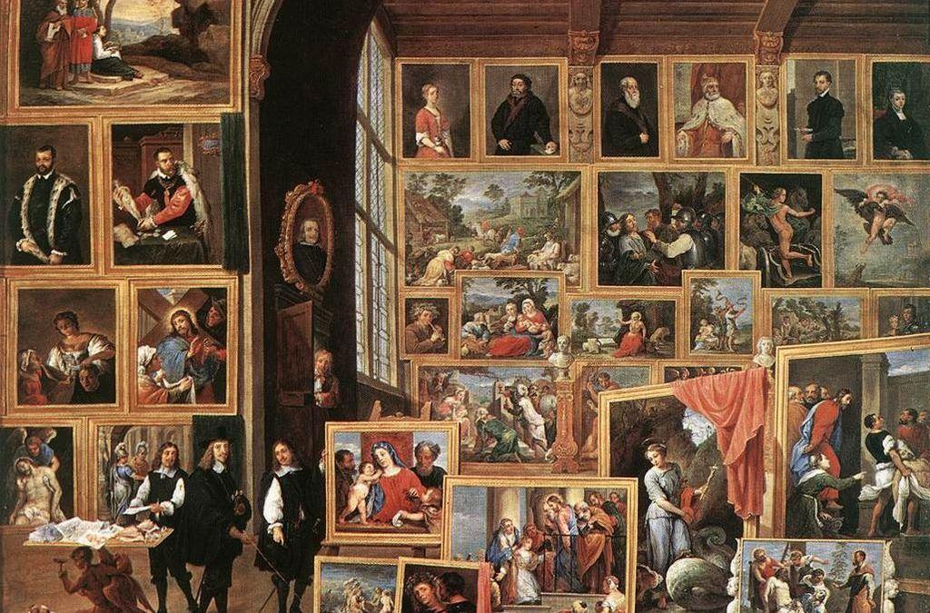 Nuevo servicio: Arte y antigüedades